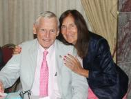 Mass Retirees Founder Ralph White and Treasurer Deb Goldberg