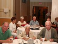Members Turnout For Berkshire Area Annual Meeting